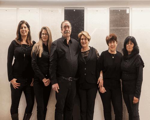 צוות המשרד - שיש רבינסקי